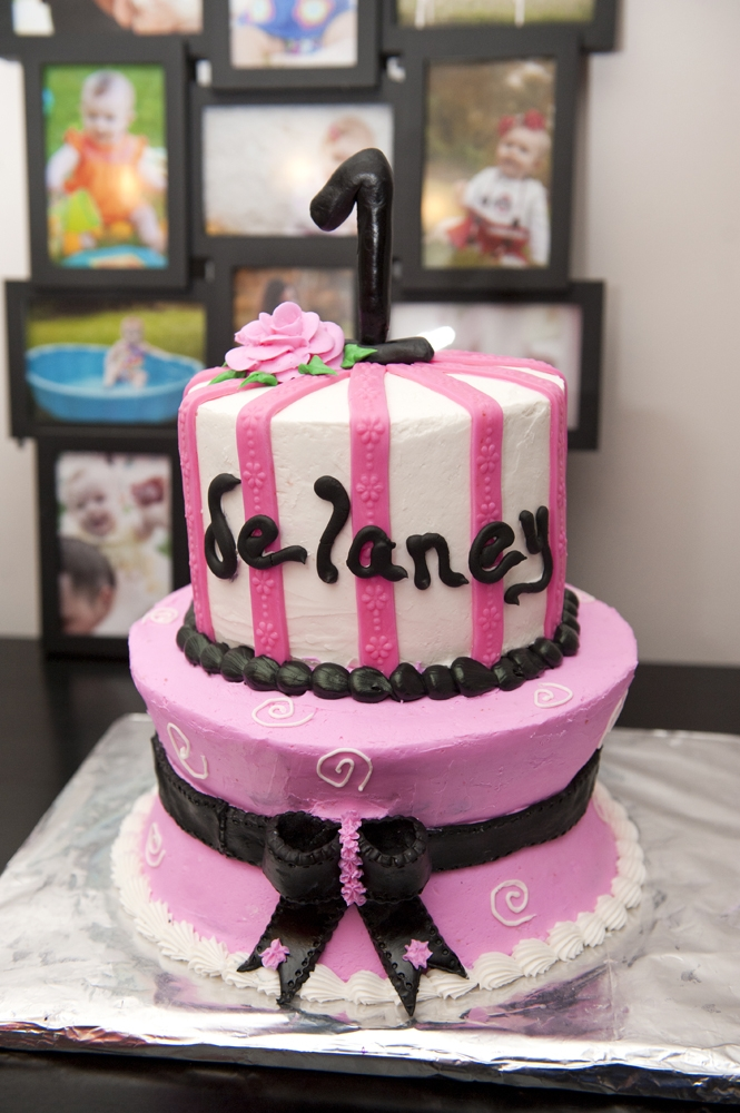 Birthday Party Photography - Birthday Cake