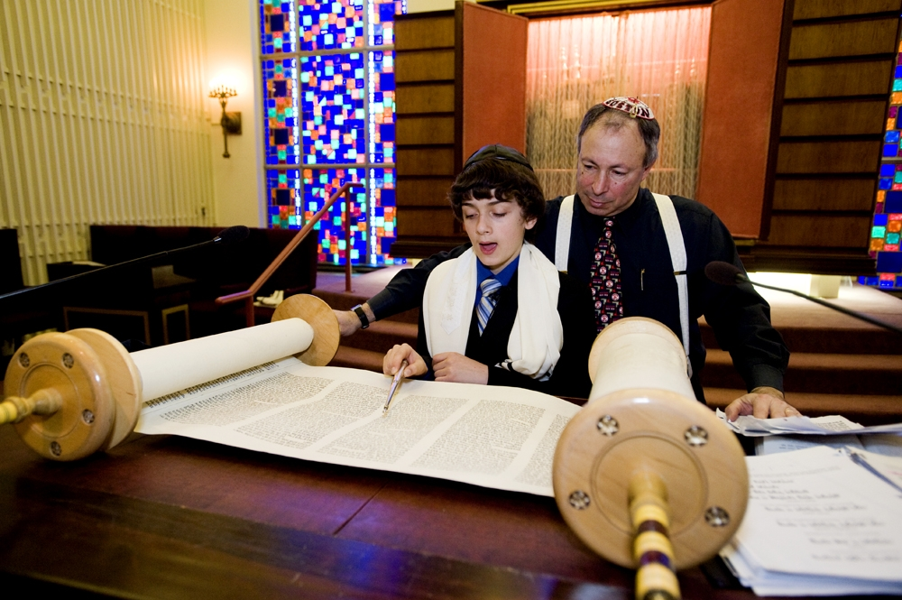 Family and Personal Event Photography - Bar Mitzvah