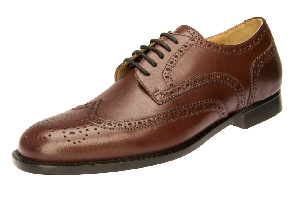 Product Photography - Shoes Dino Monti brown loafer