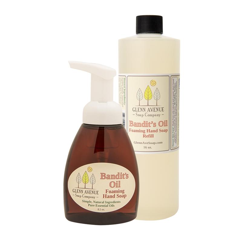 Product Photography - Glen Avenue Foaming Hand Soap Dispenser