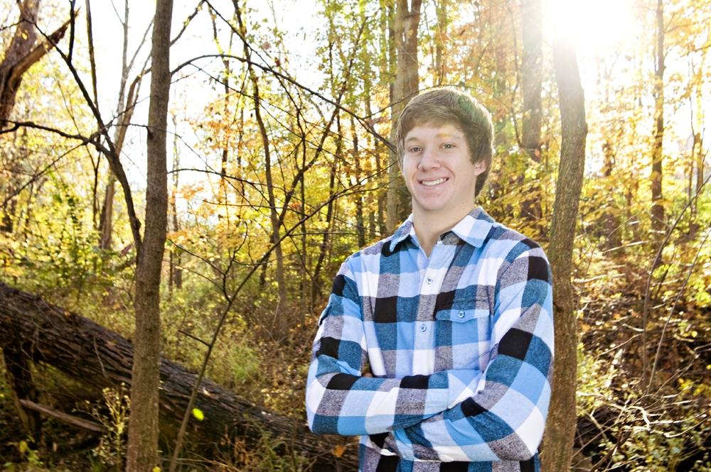 Senior Pictures - Outdoor - Woods