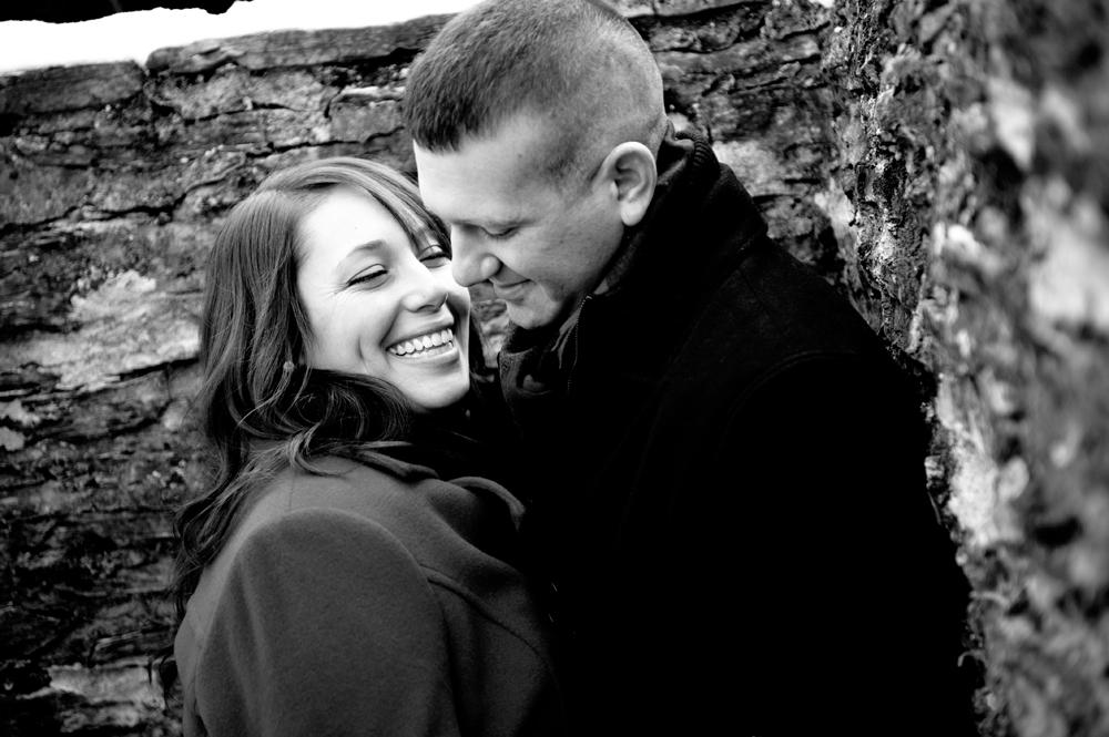 Emily & Ryan's Winter Engagement