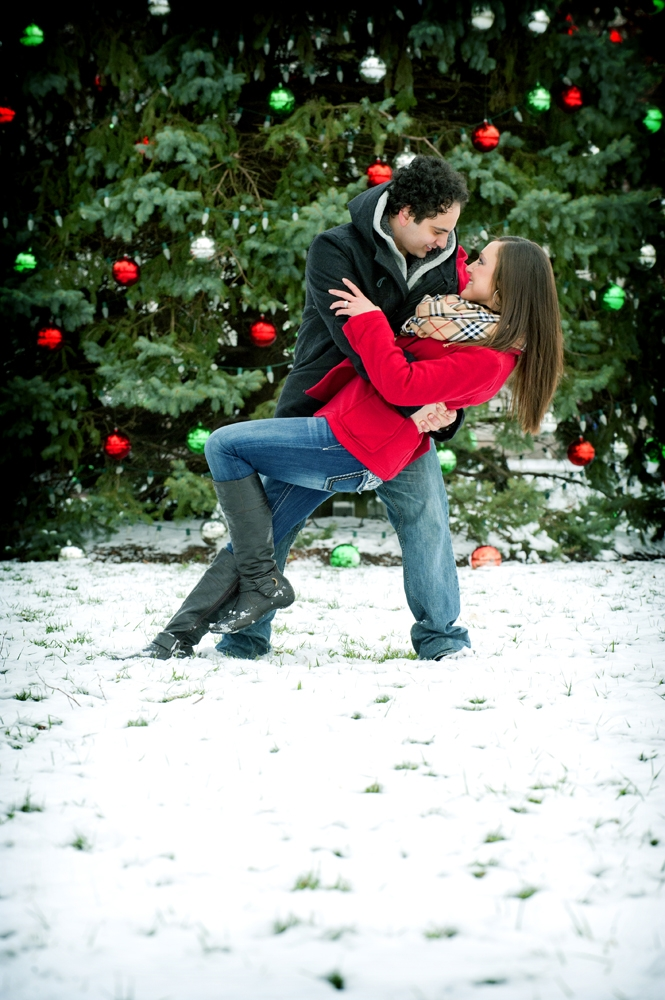 Engagement Photography - Winter