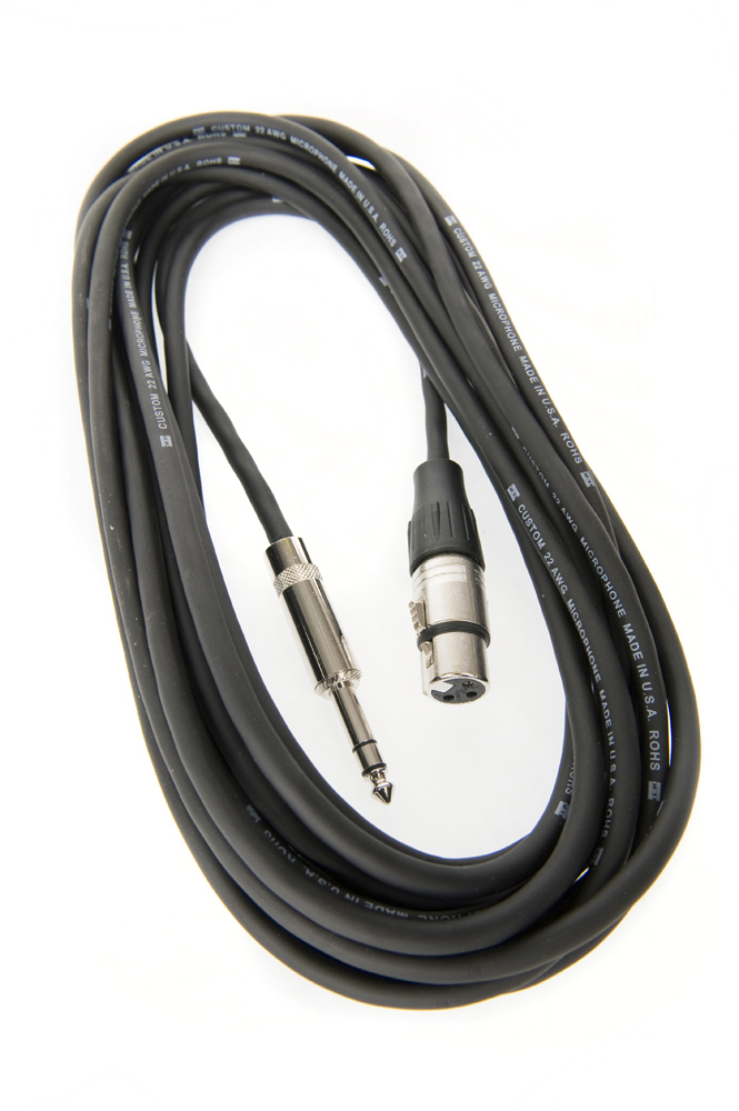 music cable for CBI Cables photographed by Robintek Photography