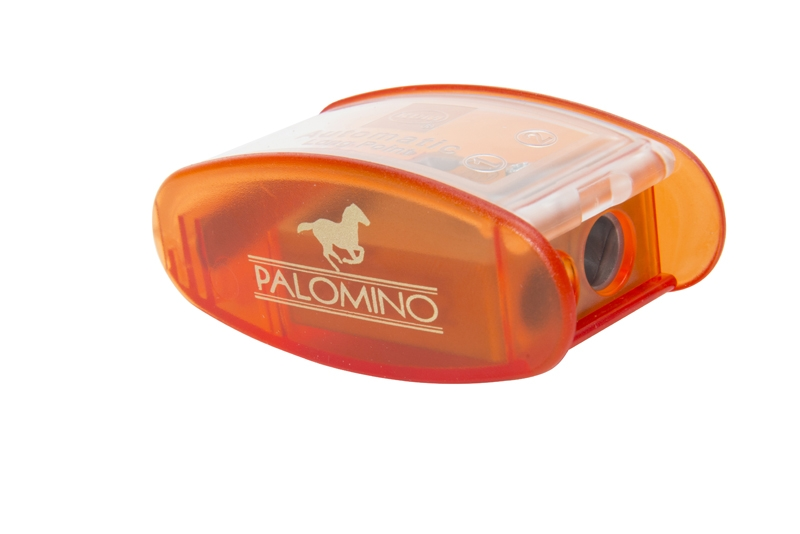 Columbus Ohio Product Photography - Orange Palomino Pencil Sharpener