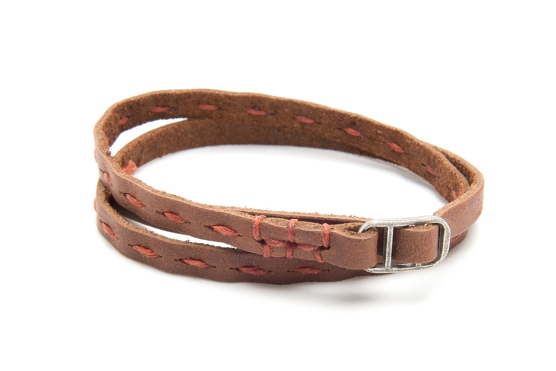 Columbus Ohio Product Photography - Robert Mason Leather Wristband