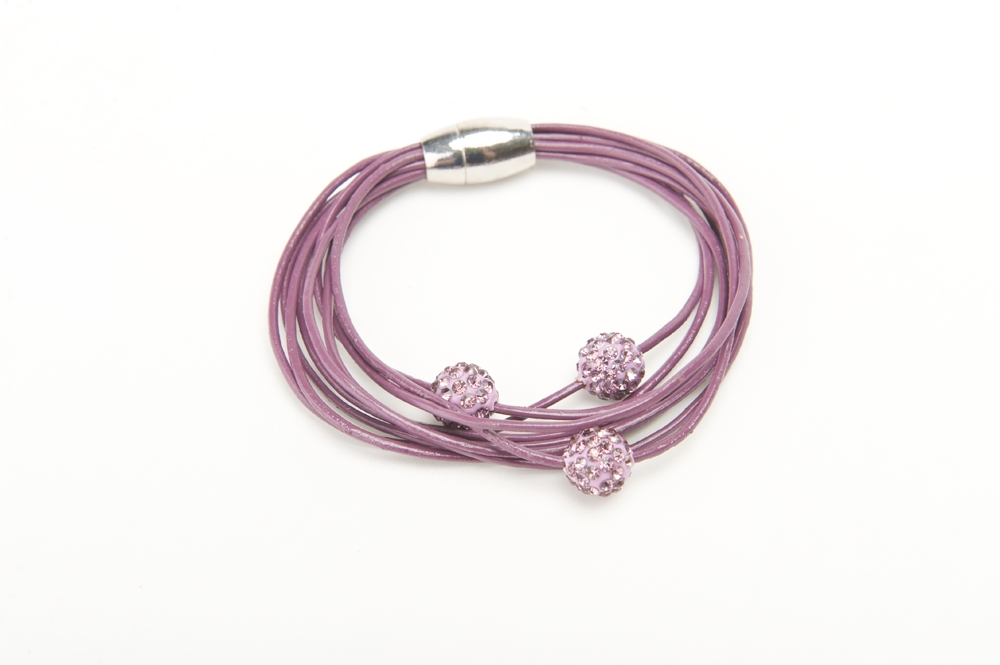 Columbus Ohio Product Photography - Bracelet pink
