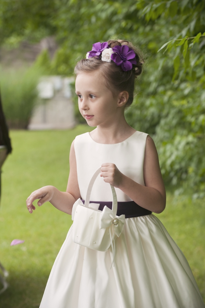 Wedding Photography - Flower Girl