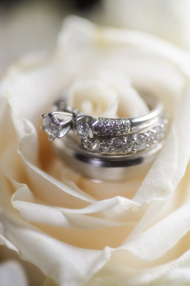 Wedding Photography - Rings