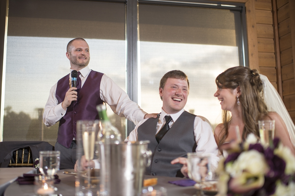 Wedding Photography - Best Man Speech
