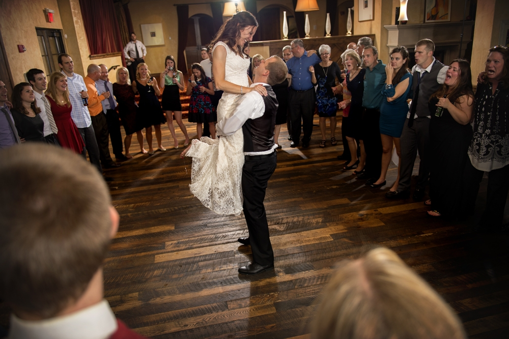 Wedding Photography - Reception Dance Floor