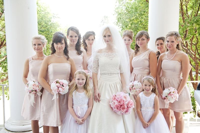 Wedding Photography - Bridesmaids