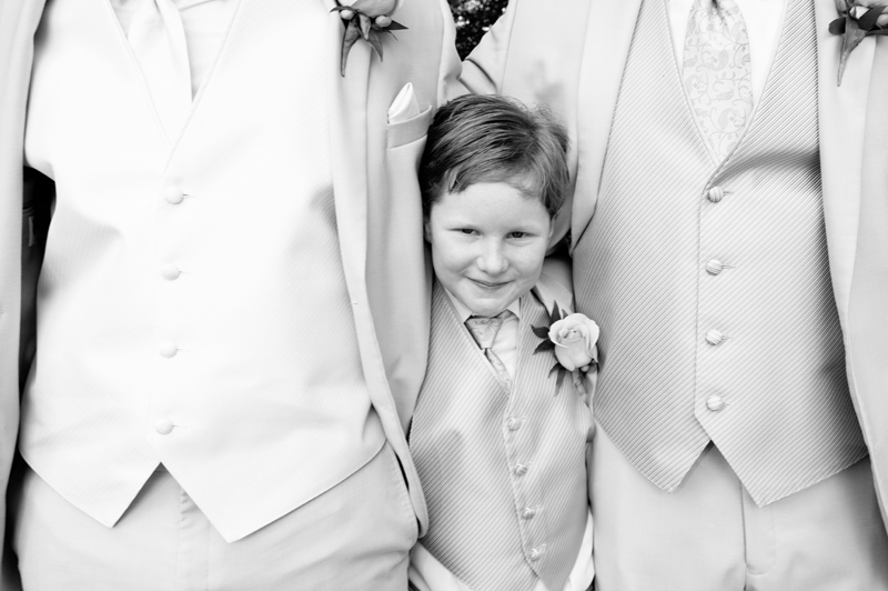Wedding Photography - Ring Bearer