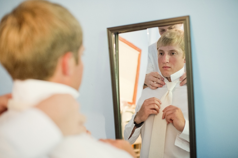 Wedding Photography - Getting Ready