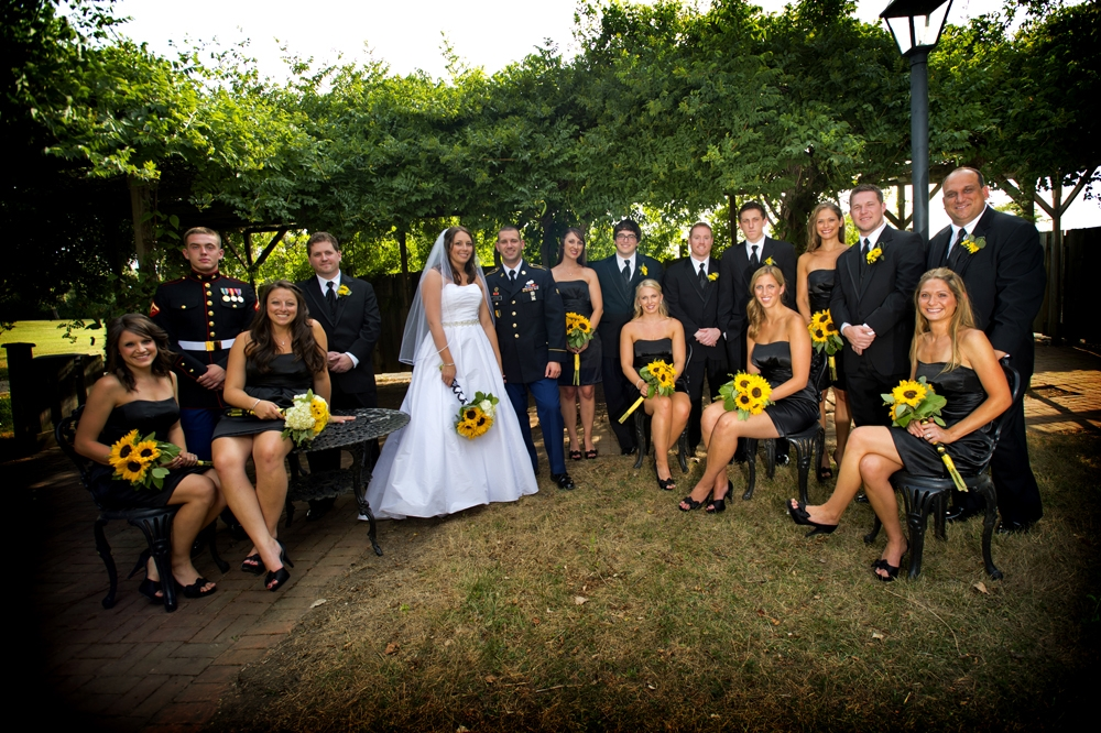 Wedding Photography - Wedding Party