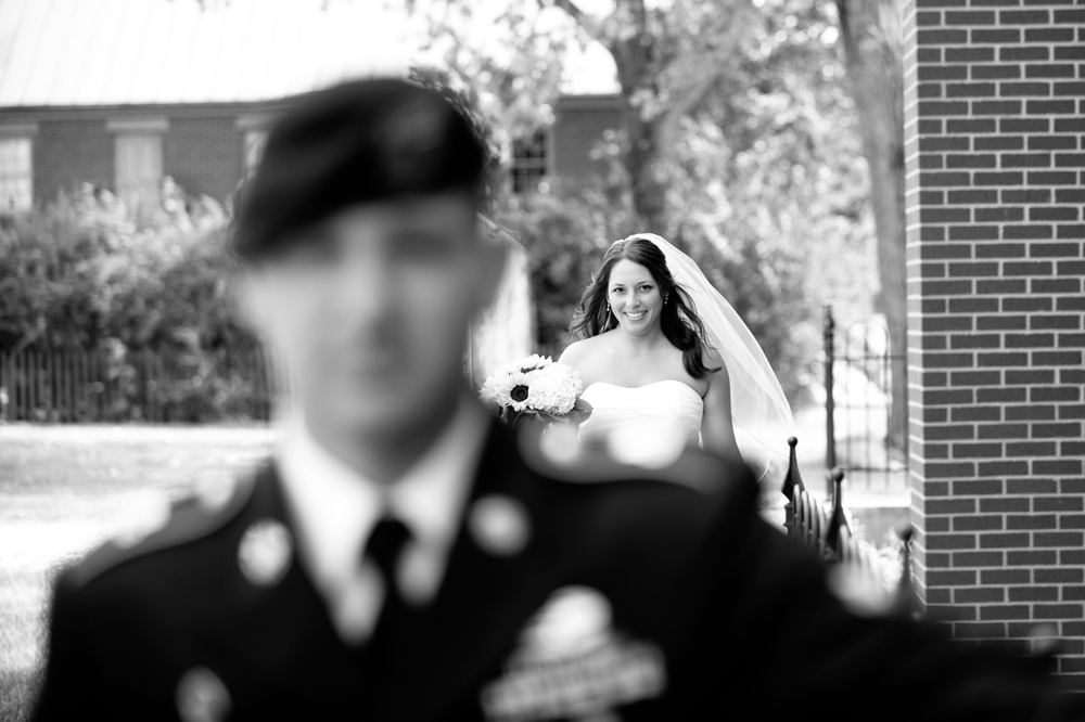 Wedding Photography - First Look