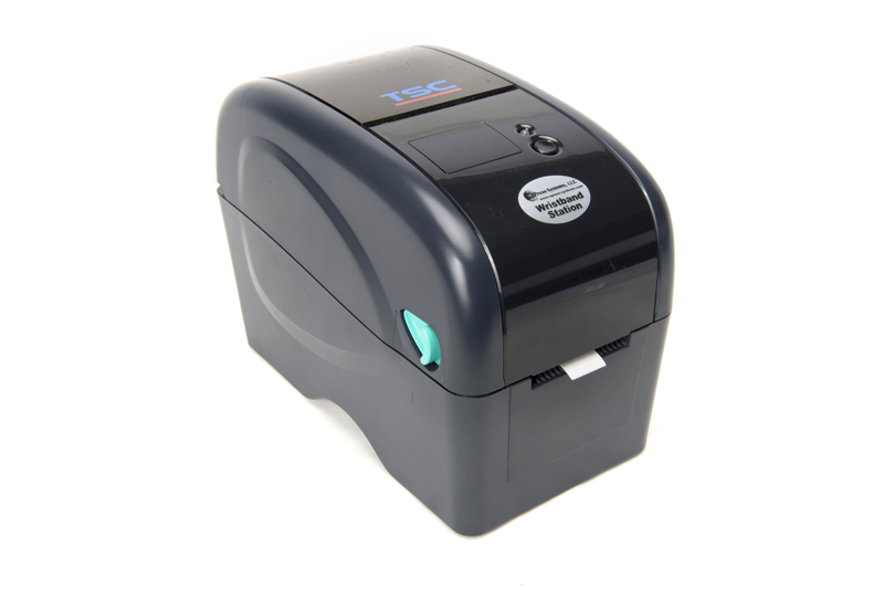 xpress systems wristband printer