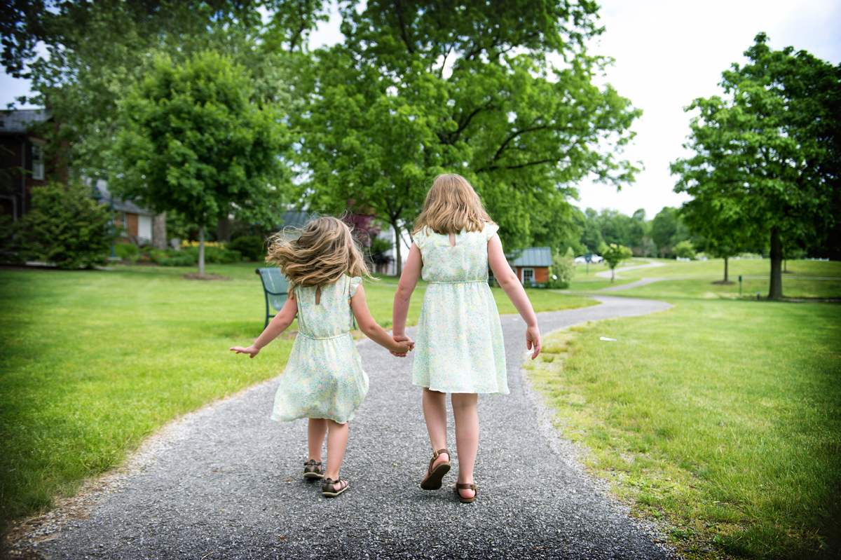 Family Photography | Bridget and Lexi