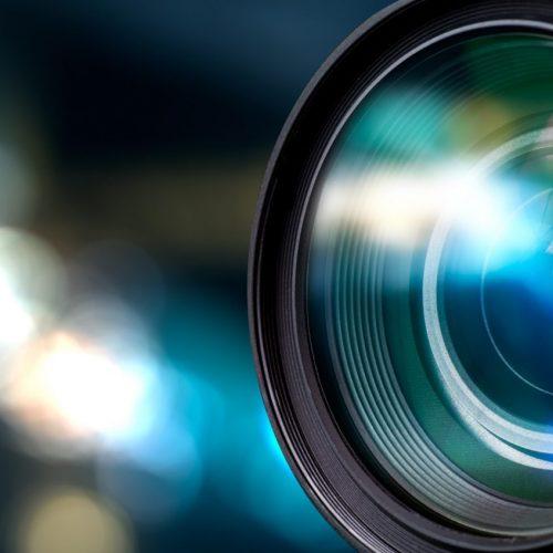 image of lense